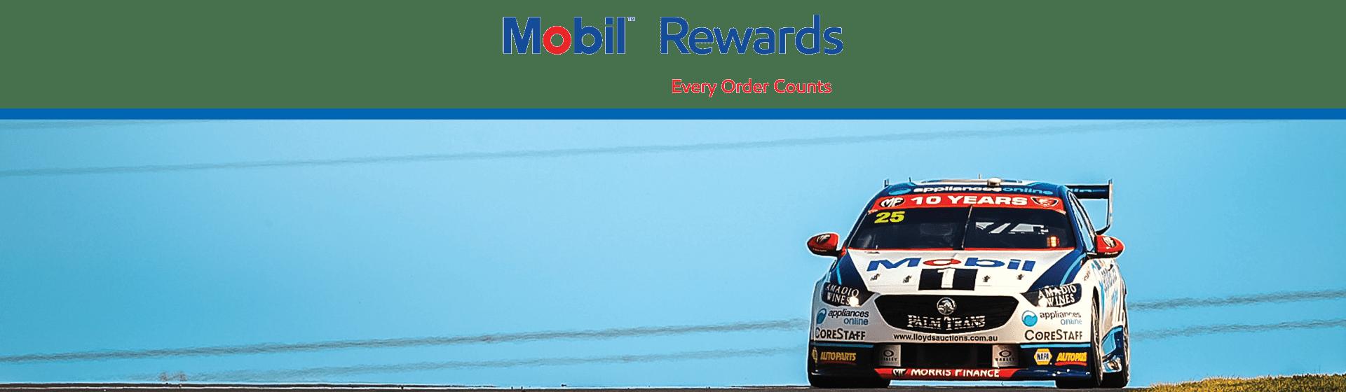 Mobil Rewardsbanner